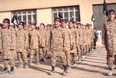 IS tập trung đào luyện chiến binh nhí