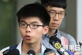 Hồng Kông: Thủ lĩnh sinh viên Joshua Wong được tha bổng