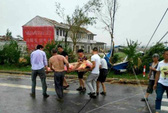 Bão tử thần tấn công Trung Quốc, 898 người thương vong