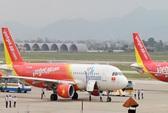 Sương mù dày đặc, nhiều chuyến bay bị ảnh hưởng