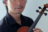 Nghệ sĩ vĩ cầm dàn nhạc Pháp tái ngộ khán giả quê nhà