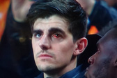Bị đau mắt đỏ, Courtois ngồi ngoài trận Bỉ hòa Hà Lan