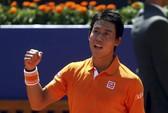 Nadal đại chiến Nishikori ở chung kết Barcelona Open