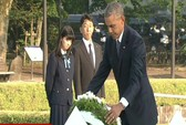 Tổng thống Obama thăm Hiroshima