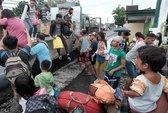 Siêu bão đe dọa Philippines