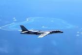 Máy bay ném bom Trung Quốc bay quanh Đài Loan