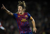 Gullit và Puyol mang Cúp Champions League đến Việt Nam
