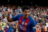 """Barcelona giữ chân thành công """"sát thủ"""" Suarez"""