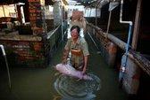 Trung Quốc: Hơn 130 người mất mạng vì mưa lụt