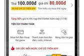 Người Việt ngày càng thích mua sắm trên di động