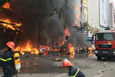 Vụ cháy quán karaoke 13 người chết: Kỷ luật 3 sếp cảnh sát PCCC
