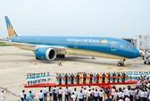 Siêu máy bay Boeing 787 khai trương sân bay quốc tế Cát Bi