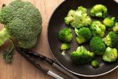 Bông cải xanh giúp ngừa ung thư gan