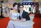 Vợ chồng Dustin Nguyễn-Bebe hạnh phúc với