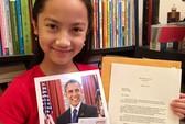 Tổng thống Obama viết thư cho bé gái Indonesia