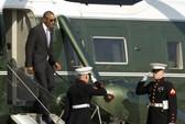 Rời Nhà Trắng, ông Obama sẽ dành 2 tuần để ngủ