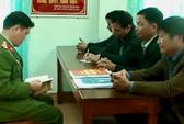 Lập hồ sơ khống, 3 lãnh đạo xã và 1 giám đốc bị khởi tố