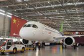 Máy bay chở khách đầu tiên của Trung Quốc sắp cất cánh