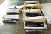 Bắt thợ cơ khí sản xuất hàng loạt bộ phận súng tự chế