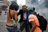 Venezuela: Bạo loạn ở nhà tù, 12 người thiệt mạng