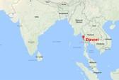 Myanmar: Máy bay quân sự chở hơn 100 người mất tích