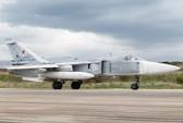 Syria: Chiến đấu cơ Nga trượt đường băng, phi công tử nạn