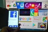 Không khó thu thuế Facebook, Google