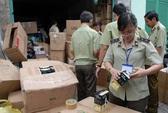 TP HCM: Liên tiếp phát hiện hàng Trung Quốc nhập lậu