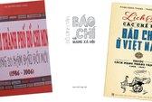 Nhiều sách hay về báo chí