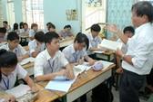 Giảm bớt môn học trong chương trình phổ thông