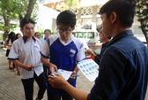 Không thu phí dự thi THPT quốc gia