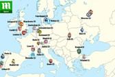 Xem Ronaldo gieo rắc kinh hoàng khắp trời Âu