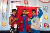 Muay Việt Nam đoạt 2 HCV thế giới