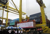 Cảng Đà Nẵng đón tấn hàng thứ 7,25 triệu tấn