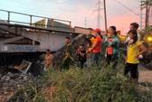 Phát hiện xác chết trôi sông Sài Gòn