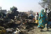 Không kích nhầm trại tị nạn, hàng chục người chết