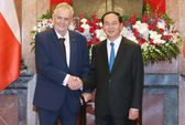 Việt Nam - Czech tăng cường hợp tác kinh tế, thương mại