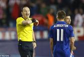 Leicester thua vì trọng tài