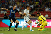 Morata tịt ngòi, Chelsea thua trận thứ 2 tại Singapore