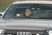 Rooney bị bắt vì lái xe trong tình trạng say rượu