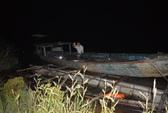 Bị truy đuổi đến 20 km nhưng 2 kẻ vận chuyển gỗ lậu vẫn tẩu thoát