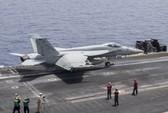 Máy bay Iran tiếp cận nguy hiểm với chiến đấu cơ Mỹ