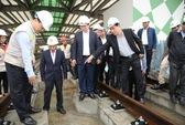 Tháng 9-2017, chạy thử tuyến đường sắt trên cao Cát Linh – Hà Đông