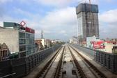 Đường sắt Cát Linh-Hà Đông: Đường ray chưa sử dụng đã gỉ sét