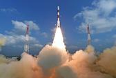 Ấn Độ: Lập kỷ lục phóng vệ tinh, được ăn pizza thả cửa