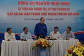 Bí thư Thành ủy TP HCM Nguyễn Thiện Nhân đặt hàng thanh niên TP giám sát kẹt xe, xử lý rác thải...