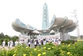 Chủ tịch Quốc hội viếng hương Nghĩa trang Liệt sĩ Quảng Nam
