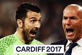 Zidane không thích đối đầu Juventus ở chung kết