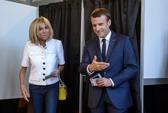 Phép thử đầu tiên cho Tổng thống Pháp