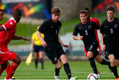 Giải mã U20 New Zealand